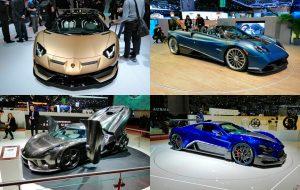 Imágenes del Auto Show de Ginebra 2019 (2)