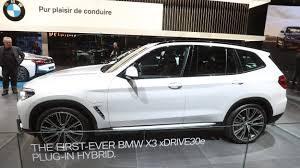 Auto Show de Ginebra 2019: BMW X3 xDrive30e, la nueva SUV híbrida enchufable