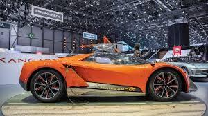 Auto Show de Ginebra 2019: GFG Style Kangaroo, un Hyper-SUV eléctrico.
