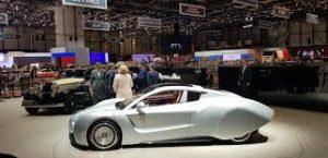 Hispano Suiza Carmen: un hiperdeportivo eléctrico de lujo con más de 1,000 CV.
