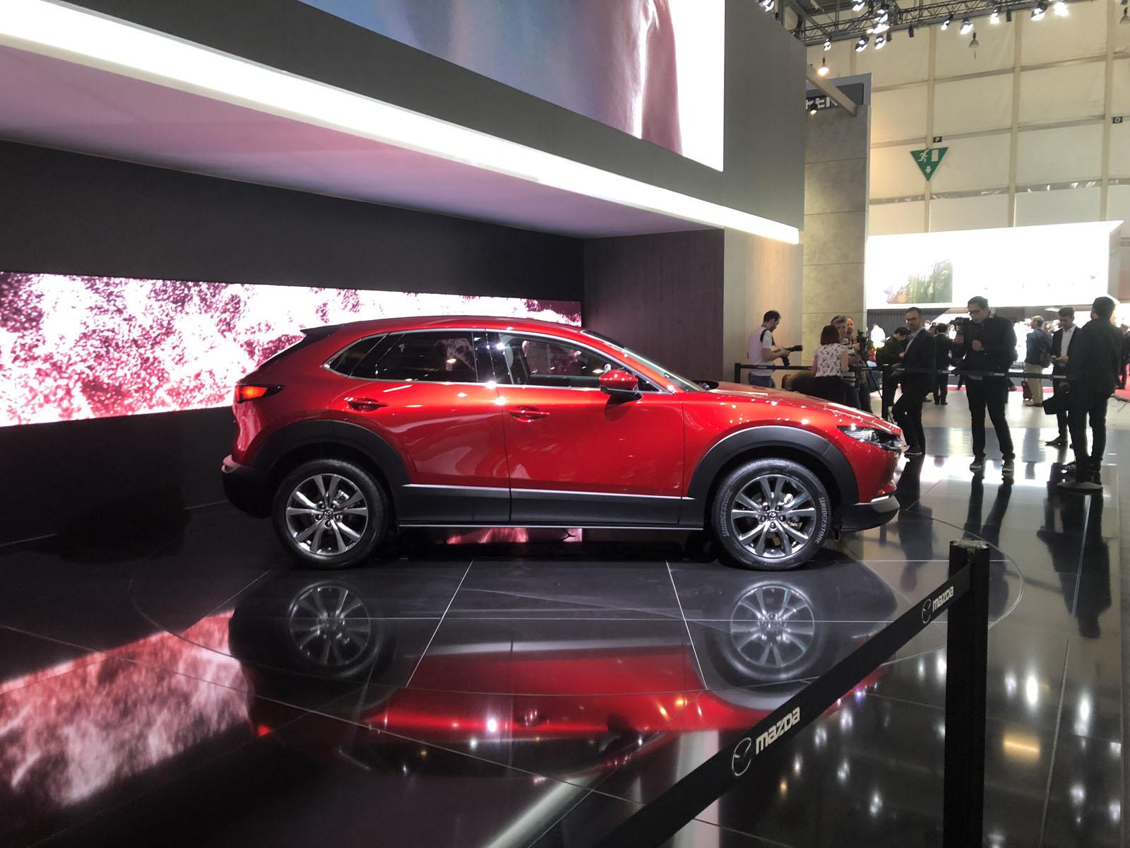 Sal 243 N De Ginebra 2019 Mazda Cx 30 2020 La Nueva Suv