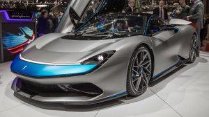 Auto Show de Ginebra 2019: Pininfarina Battista, un eléctrico con 1,900 CV.