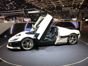 Auto Show de Ginebra 2019: Rimac CTwo, poder, prestaciones y sin rivales.