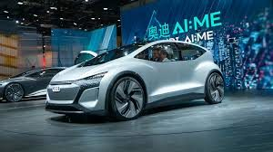 Audi AI:ME, así será la movilidad del futuro