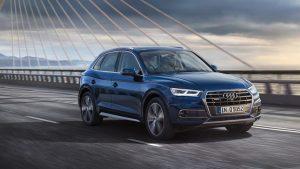 Audi Q5 2019: todo el lujo, la tecnología y el poder alemán.