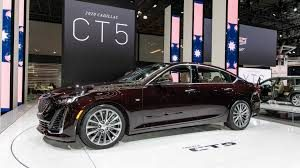 Auto Show de Nueva York 2019: Cadillac CT5 2020, listo el sucesor del CTS y del ATS