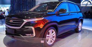 Chevrolet Captiva 2019: una nueva y muy mejorada generación