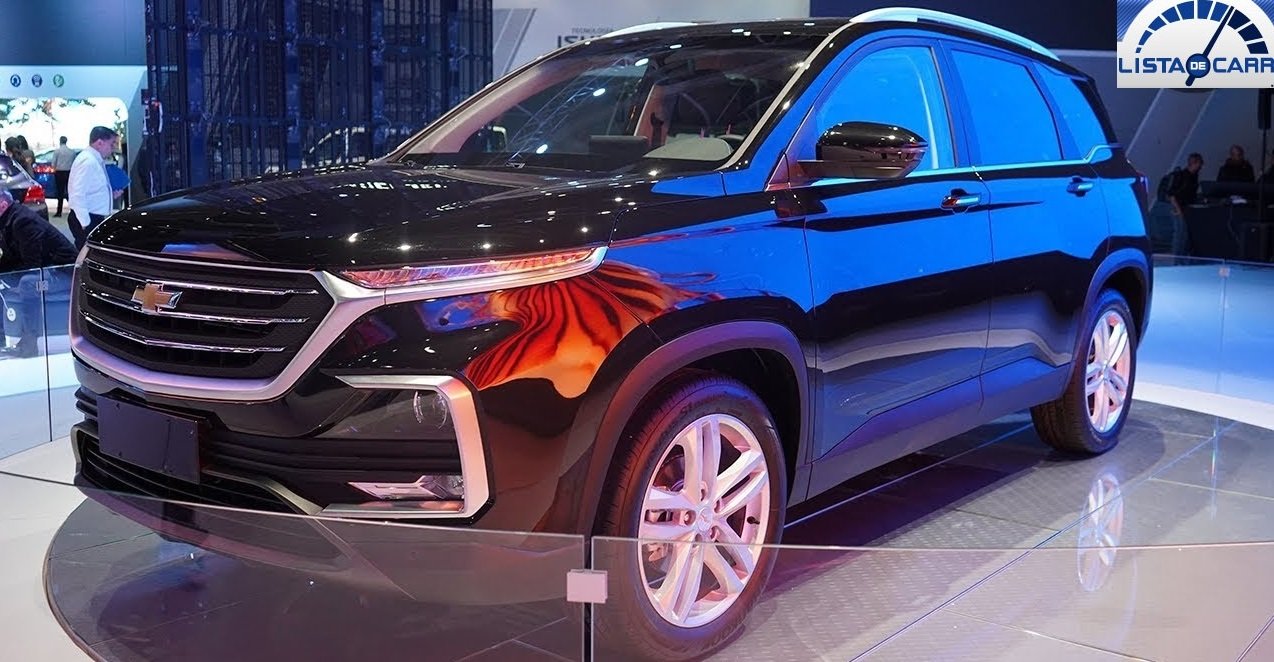 Chevrolet Captiva 2019: una nueva y muy mejorada ...