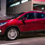 Chevrolet Tracker 2019: deportivo, robusto y aerodinámico