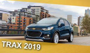 Chevrolet Trax 2019: un merecido facelift