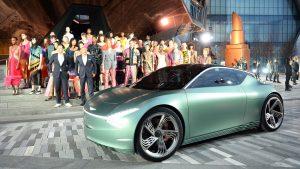 Auto Show de Nueva York 2019: Genesis Mint Concept, un auto eléctrico con 7 pantallas y sin maletero