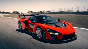 Hennessey trabaja en un McLaren Senna de 1,000 Hp