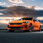 Auto Show de Nueva York 2019: Kia Stinger GTS 2019, para los más puristas