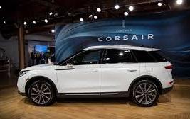 Auto Show de Nueva York 2019: Lincoln Corsair 2020, listo el reemplazo del MKC