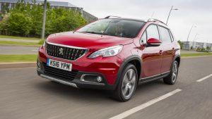 Peugeot 2008 2019: aventurera y exitosa