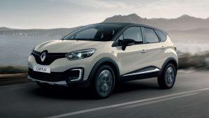 Renault Captur 2019: diseño vanguardista y gran comodidad