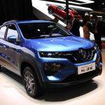 Auto Show de Shanghai 2019: Renault City K-ZE, el eléctrico para todo el mundo