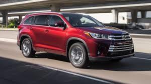 Toyota Highlander 2019: calidad y un agresivo diseño.