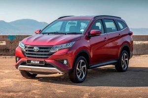 Toyota Rush 2019: una nueva SUV de entrada