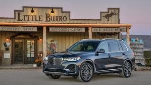BMW X7 2019: la SUV más lujosa y grande de la familia