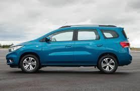 Chevrolet Spin 2019: con mejoras estéticas y más equipamiento