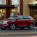 Ford Edge 2019: lujo, comodidad y confort