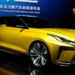 HanTeng Red 01 Concept: un exótico Coupé de cuatro puertas