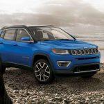 Jeep Compass 2019: diseño y alta calidad