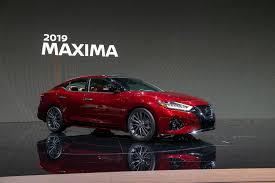 Nissan Maxima 2019: renovado y más equipado