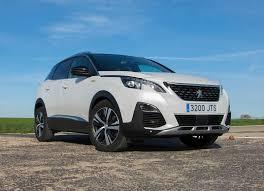 Peugeot 3008 2019: elegante y vanguardista