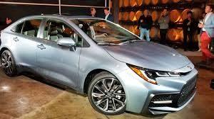 Toyota Corolla 2020: ahora con una variante híbrida