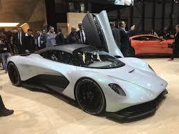 Aston Martin Valhalla, un hiperdeportivo híbrido con 1,000 CV