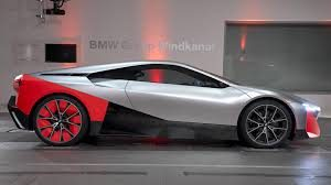 BMW Vision M NEXT Concept, un super poderoso híbrido