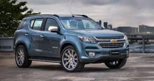 Chevrolet Blazer 2020: confort, seguridad y tecnología.