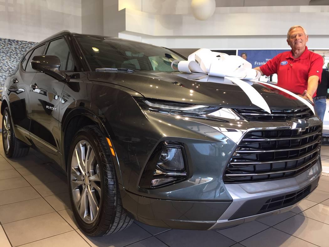 Chevrolet Blazer 2020: confort, seguridad y tecnología ...