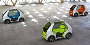 Renault EZ-Pod Concept: Pequeño, eléctrico y autónomo