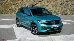 Volkswagen T-Cross 2019:  Recibe 5 estrellas en pruebas de Latin NCAP y Euro NCAP.