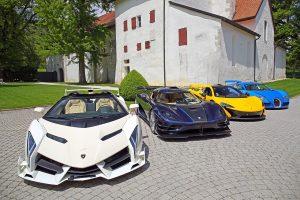 Wallpapers semana 603: Carros de gran aceleración (3).