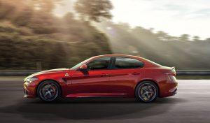 Alfa Romeo Giulia 2019: seguro y seductor