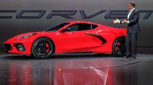 Chevrolet Corvette Stingray 2020, nueva generación y motor central