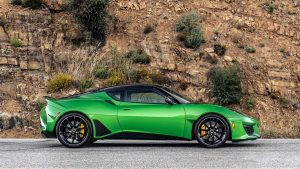 Lotus Evora GT 2020: más potencia y menos peso y mejores cifras