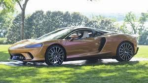 Festival de la Velocidad de Goodwood 2019: nuevo McLaren GT, presentación