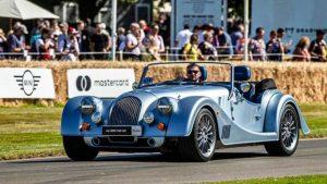 Goodwood 2019: Morgan Plus Six 2020, clásico y moderno