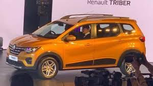 Renault Triber, una SUV Compacto para 7 ocupantes