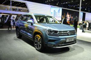 Volkswagen Tarek, el nuevo SUV compacto para finales de 2020