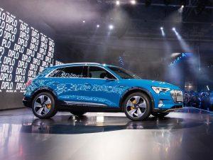 Audi e-tron 2020, ya con precios en México