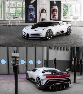 Bugatti Centodieci: El EB110 Super Sport está de vuelta