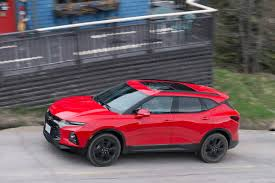 Chevrolet Blazer RS 2020, una muy interesante SUV deportiva