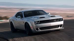 Dodge Challenger SRT Hellcat Redeye Widebody 2019, listo su precio en México