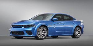 Dodge Charger SRT Hellcat Daytona 50th Anniversary Edition: el auto de 4 puertas de producción masiva más potente del mercado.
